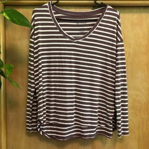 Soft and sexy t by American eagle striped